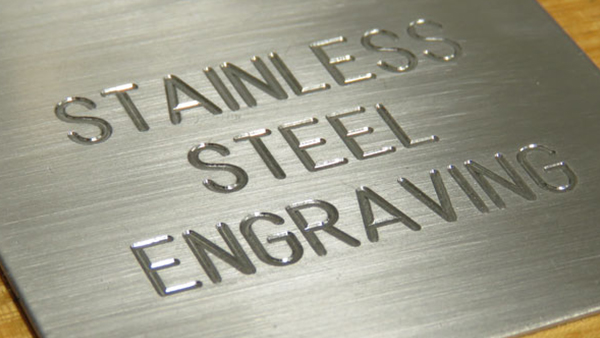 If you have products that need to be engraved?